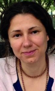 Aleksandra Popovic är doktorandombudsman. Foto: Arkiv/Privat