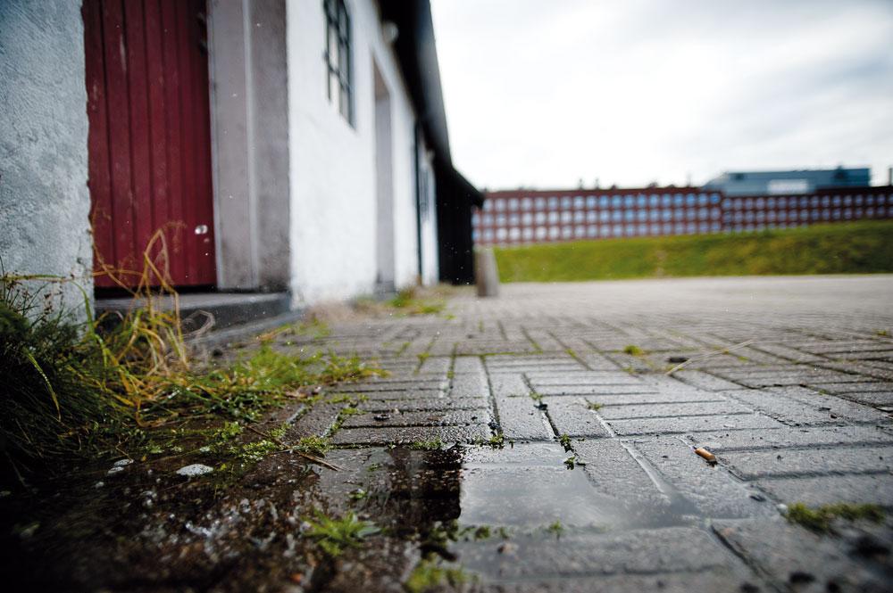 Lophtet på LTH. Foto: Jonas Jacobson