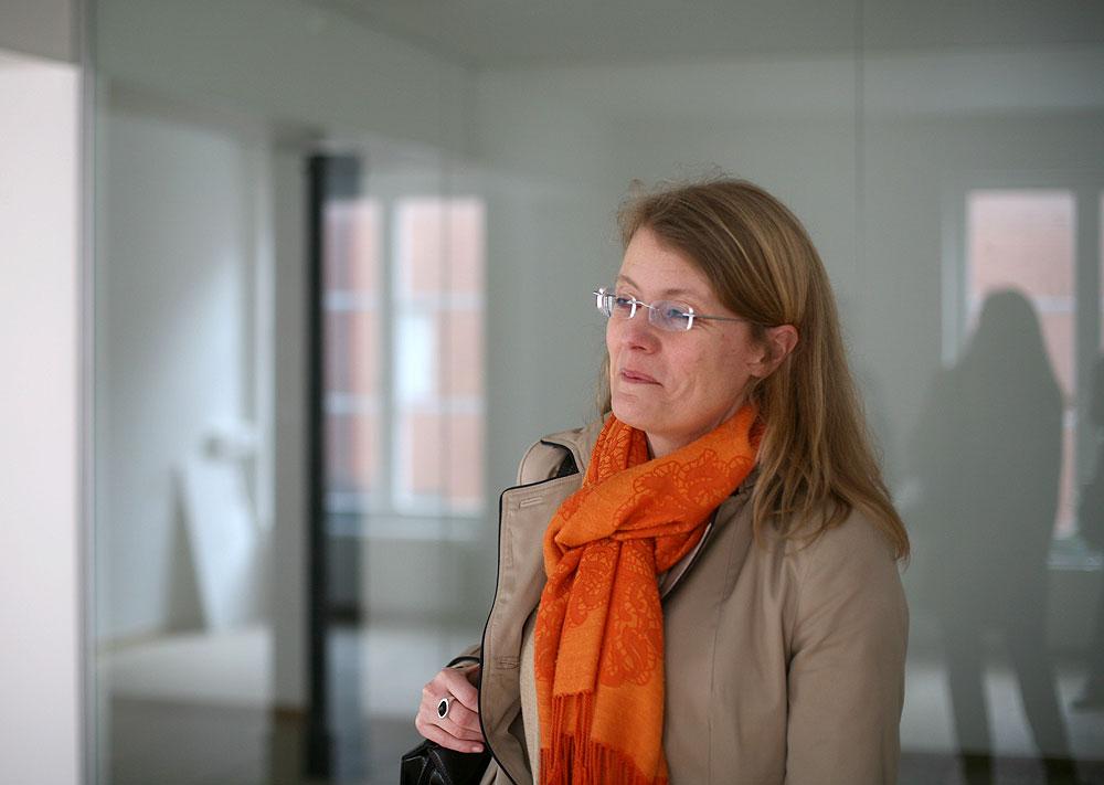 Sara van Lunteren. Foto: Lukas Norrsell