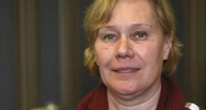 Eva Wiberg är prorektor vid Lunds universitet. Foto: Lukas Norrsell
