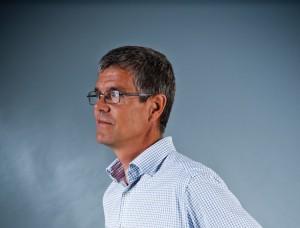 Henrik Krantz, VD för AF Bostäder.  Foto: Pressbild