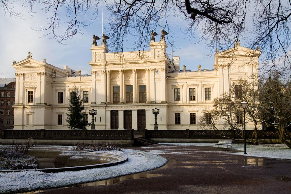Universitetshuset. Foto: Arkiv