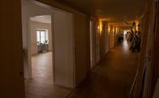 Nu är lokalerna i den nya studentlivsvåningen redo för inflytt (Foto: Xche Balam)
