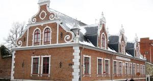 Thomanders Studenthem ligger på Sandgatan i Lund. Arkivfoto: Lukas Norrsell