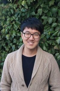 Seongryul Jo, före detta ordförande för Korean University Buddy Assistants. Foto: Carl-Johan Kullving