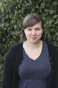 Tora Törnqvist, före detta ordförande för Lunds universitets studentkårer. Hon är en av initiativtagarna till mötet med de andra studentkårerna. Foto: Carl-Johan Kullving