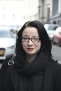 Från LUS till Bryssel. Elisabeth Gehrke kandiderar nu till ordförande för European Students' Union. Foto: Carl-Johan Kullving