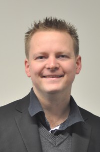 Mika Sjöman har grundat sajten kurskritik.se Foto: Privat.