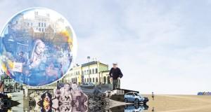 Lund framstår ofta som en stad med två parallella världar - varför då? Illustration Annie Axelsson