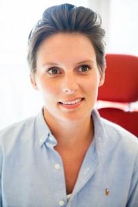 Sofie Selin är ansvarig för BoPoolen. Foto: Jens Hunt.