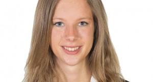 Sara Gunnarsson är ordförande för Teknologkåren. Foto: Teknologkåren