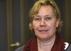 Eva Wiberg är prorektor på Lunds universitet. Foto: Arkiv/Lukas Norrsell