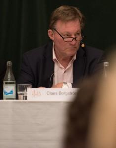 Claes Borgström är advokat, före detta jämställdhetsombudsman, idag aktiv inom Vänsterpartiet och har företrätt de både kvinnorna i sexualbrottsmålet mot Wikileaksgrundaren Julian Assange, samt var ombud för Sture Bergwall, mer känd som Thomas Quick. Foto: Daniel Kodipelli