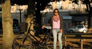 – Folk sa till mig att Lund är en väldigt liten stad, men jämfört med Maldiverna är allt stort, säger Lubna Hawwa.