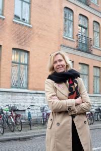Margareta Nordstrand är chef för Externa relationer på Lunds universitet. Foto: Arkiv/Carl-Johan Kullving