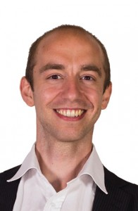 Alexander Theofanous, vice kårordförande och utbildningsansvarig på Teknologkåren.  Foto: Press/Teknologkåren