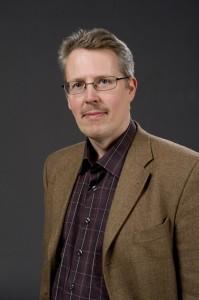 Filosofiprofessorn Erik J. Olsson drog tillbaka sin kandidatur. Foto: Lunds universitet.