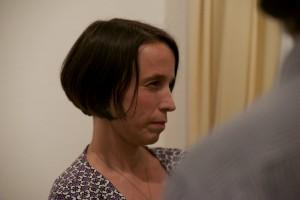 Pia Rehnquist är chefredaktör på Sydsvenskan. Foto: Daniel Kodipelli.