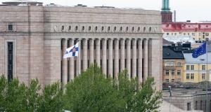 Riksdagshuset i Helsingfors. Foto: Pressbild/Finlands riksdag