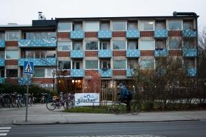 Krischan på Tornavägen. Foto: Saga Sandin