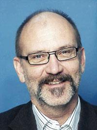 Säkerhetschef Per Gustafson.  Foto: Arkiv