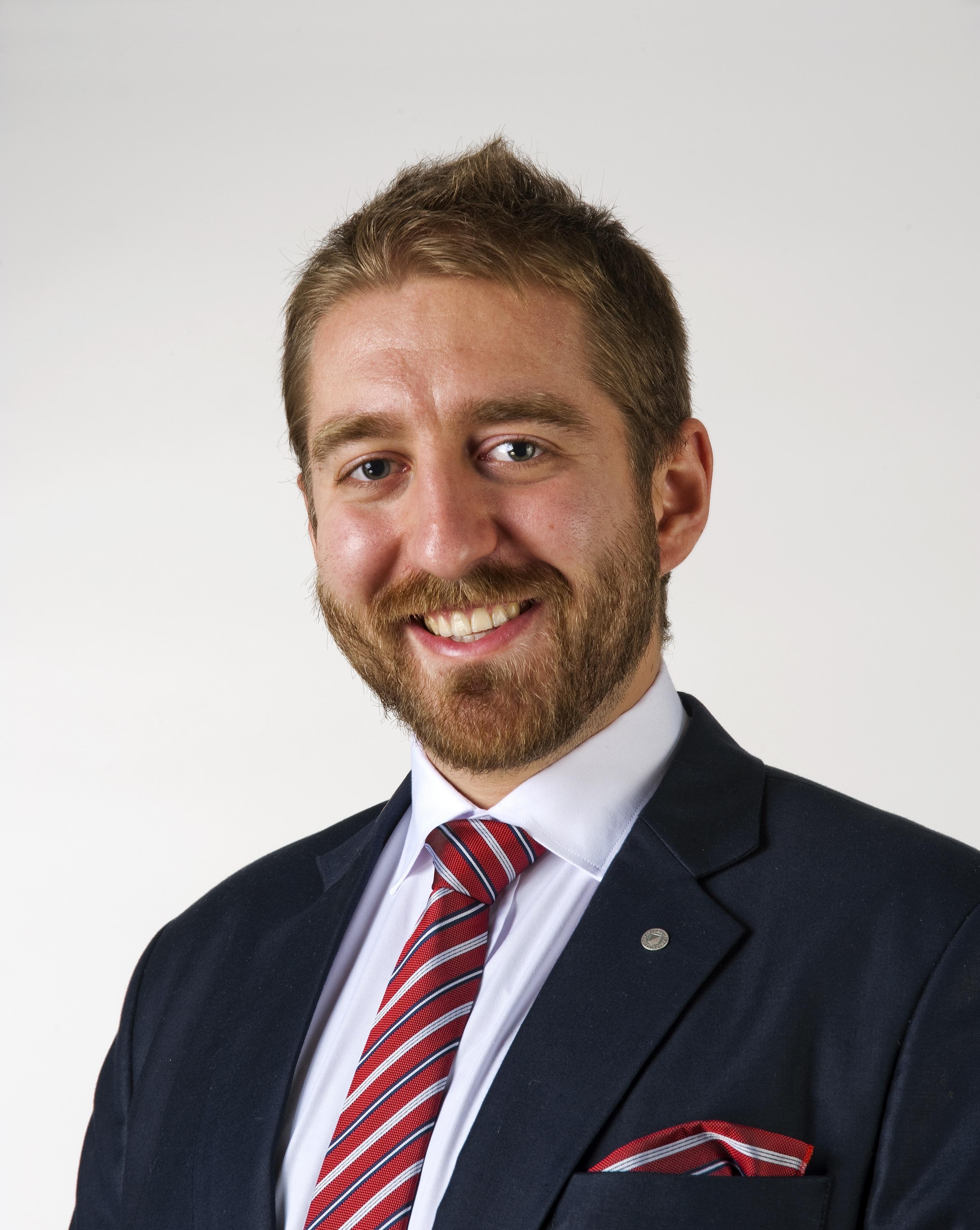 Nikolas Pieta Theofanous är valberedningens ordförande.