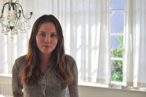 Kajsa Fernström Nåtby är en av arrangerna bakom UPF:s jublieumsvecka. Foto: Privat