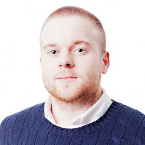 Casper Danielsson föreslås bli webbredaktör. Foto: Jens Hunt.