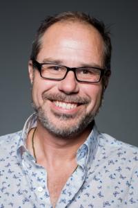 Marko Wramén var chefredaktör och ansvarig utgivare på Lundagård 1994. Foto: Privat