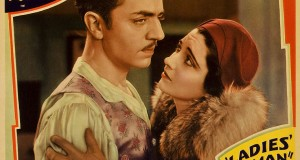 Stereotypisk poster från filmen ???Ladies??? man??? som kom ut 193. Foto: Paramount Public Film Corporation