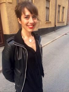 Frida Malmgren. Foto: Privat