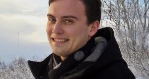 Axel Strandborg, ordförande för Moderata stundenter Lunds universitet. Foto: Privat.