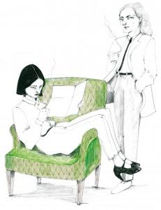 Illustration: Rebecka Peterson