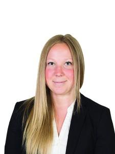 Micaela Bortas är vice kårordförande med studiesocialt ansvar på Teknologkåren. Foto: TLTH