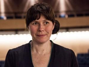 Åsa Romson är Sveriges vice statsminsiter och även miljöminister.  Foto: Saga Sandin