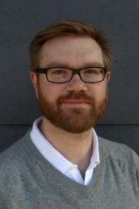 Erik Ekenberg, nätverksspecialist på Lunds datacentral, LDC. Foto: Privat.