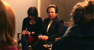 Shirin Ebadi. Foto: Claudio Gandra