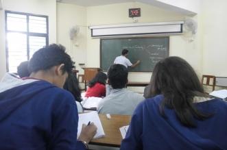 Indien har rankats som ett av de värsta länderna att vara kvinna i. Campuslivet utgör dock för många ett undantagstillstånd. Foto: Virve Ivarsson.