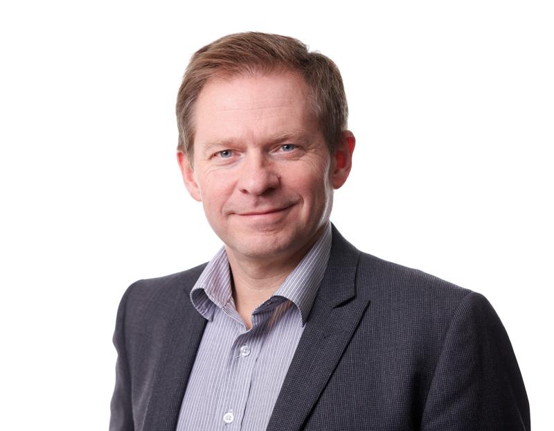 Magnus Larsson, ordförande för Arbetsgruppen för studier av ledarskap och organisation (AGSLO).