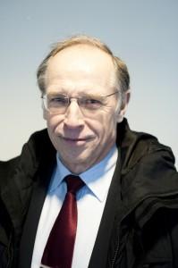 Förre rektorn Per Eriksson. Foto: Arkiv