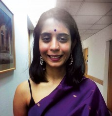 Umashree Pancholy. Foto: Privat