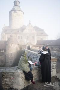 Rollspelet äger rum på ett polskt slott. Foto: John-Paul Bichard