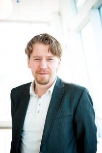 Campus Helsingborgs rektor Jesper Falkheimer. Foto: Jonas Jacobson.