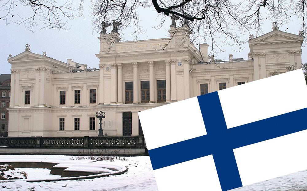 Finlandare ska poangsattas i varden