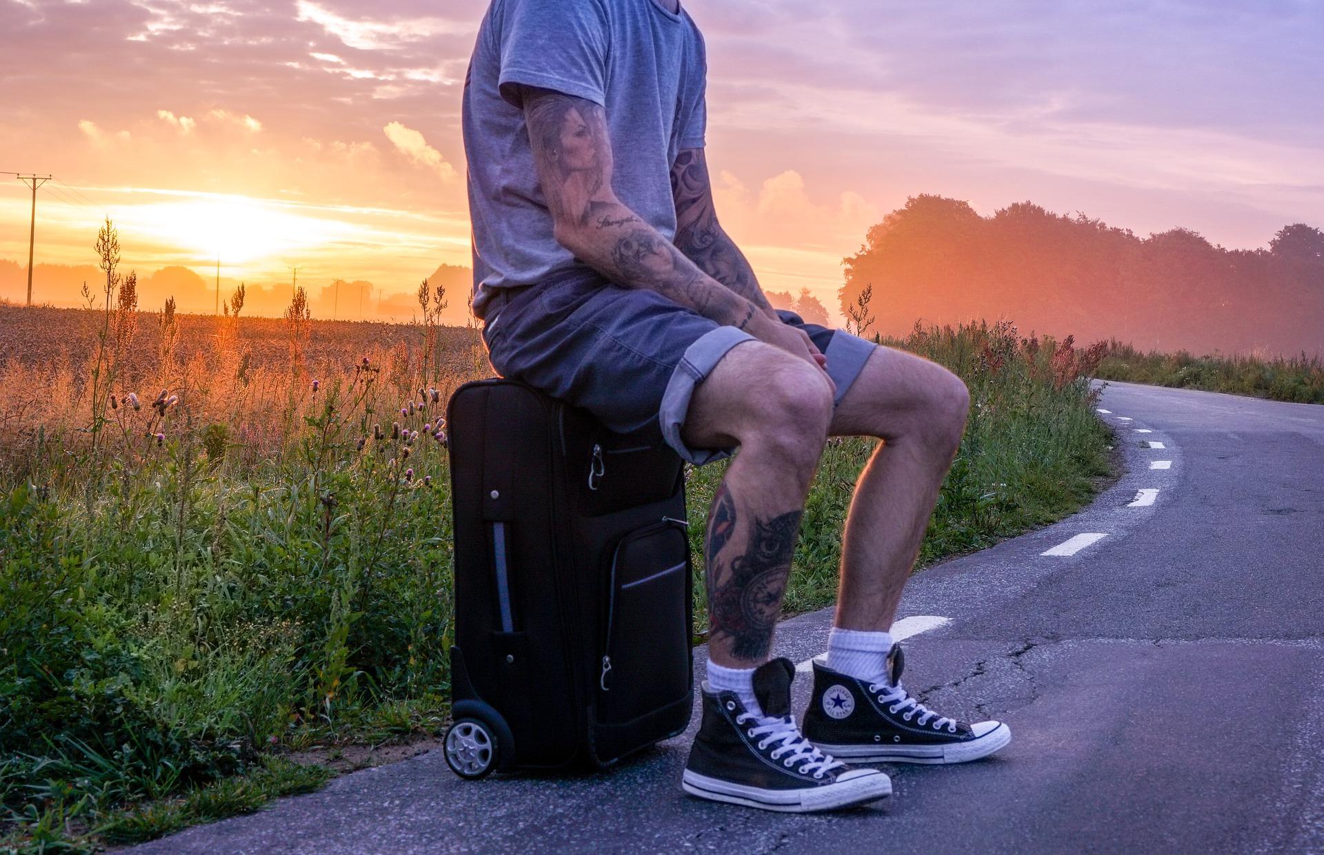 Farre studerar utomlands